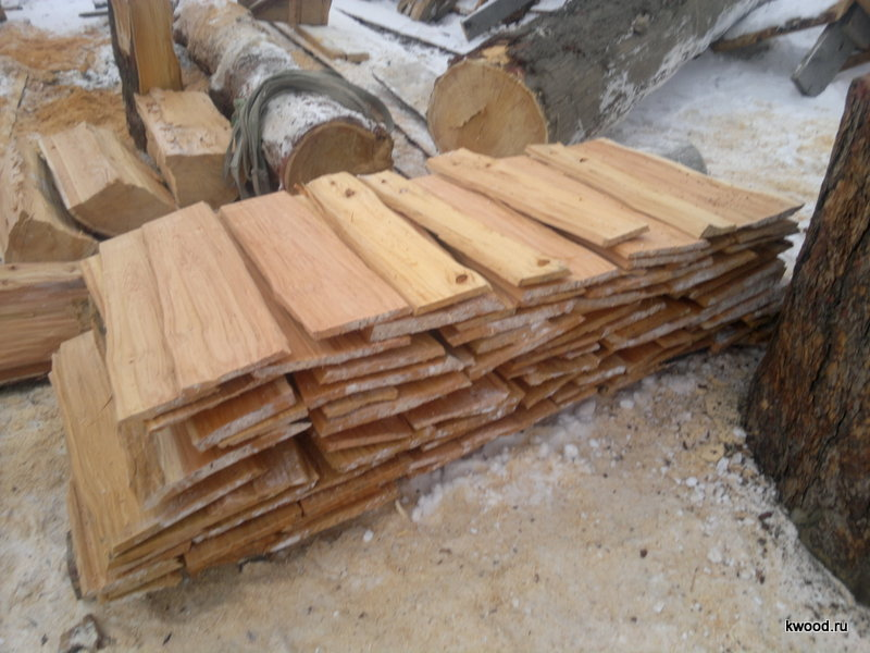Production of blanks for the production of shingles
