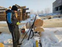 Brigadier carpenter company Bear log