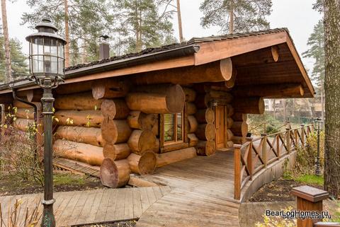 large-diameter cedar