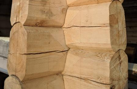 Norwegian style wooden Houses from cedar
